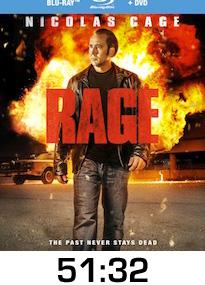Rage Bluray Review
