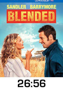 Blended Bluray Review