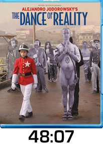 Dance of Reality Bluray Review