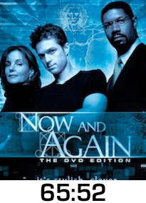 Now and Again Season 1 DVD Review