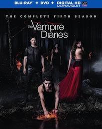 Vampire Diaries Season 5
