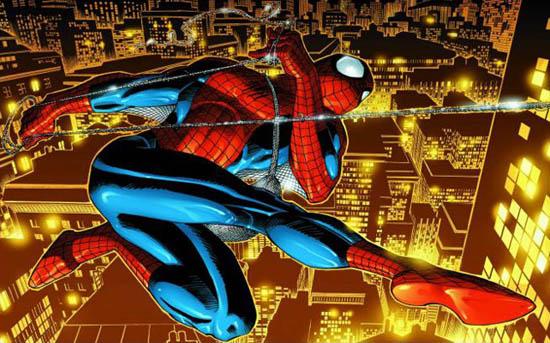 Image result for spider-man john romita jr