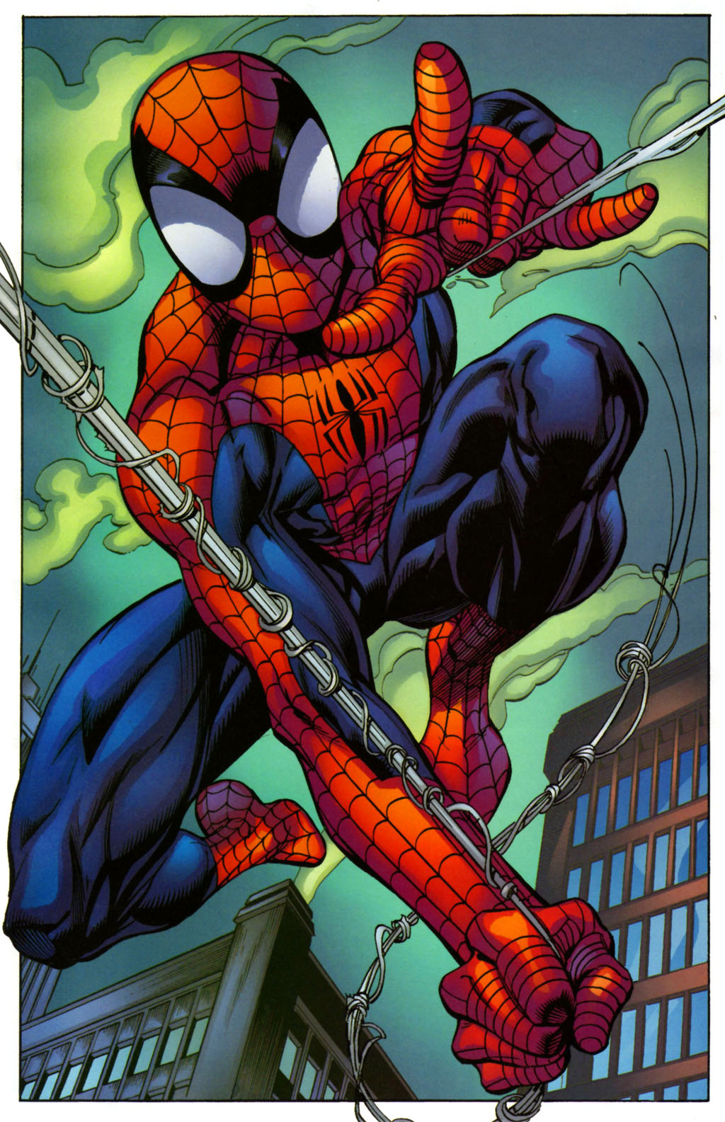 My Top 5 Spider Man Artists