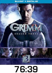 Grimm Season 3 Bluray Review