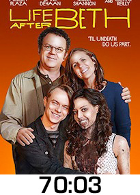 Life After Beth DVD Review