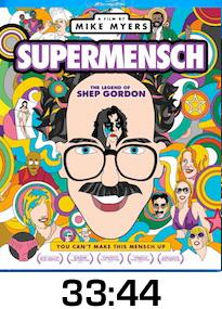 Supermensch Bluray Review