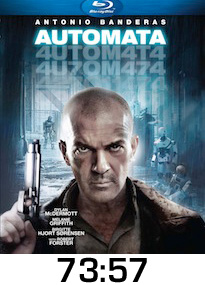 Automata Bluray Review