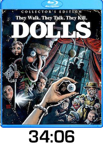 Doll Bluray Review