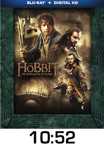 Hobbit Desolation of Smaug Bluray Review