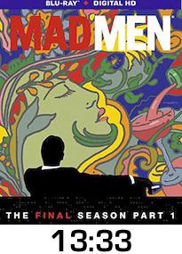 Mad Men Season 7 Bluray Review
