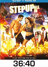 Step Up All In Bluray Review
