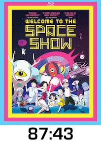 Welcome to the Space Show Bluray Review