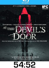 At The Devils Door Bluray Review