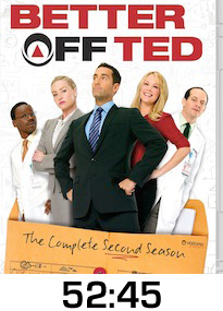 Better Off Ted Season 2 DVD Review