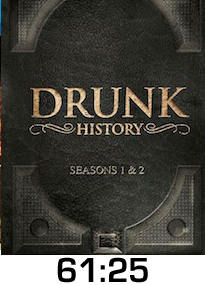 Drunk History DVD Review