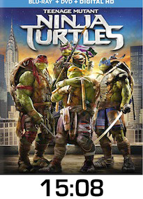 TMNT Bluray Review