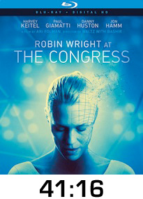 The Congress Bluray Review