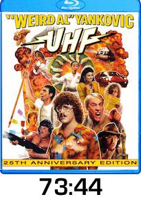 UHF Bluray Review