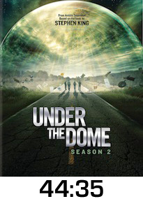 Under The Dome Season 2 Bluray Review