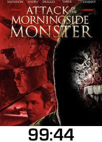 Attack of the Morningside Monster DVD Review