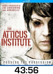 Atticus Institute Bluray Review