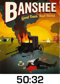 Banshee Season 2 Bluray Review