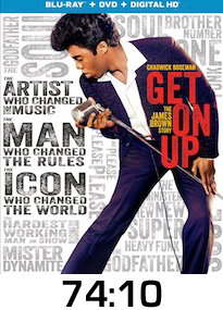 Get On Up Bluray Review