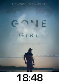 Gone Girl Bluray Review