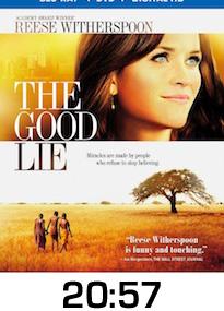 Good Lie Bluray Review