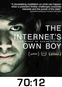 Internets Own Boy DVD Review