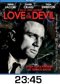 Love Is The Devil Bluray Review