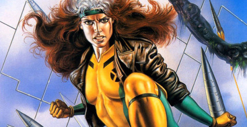 Marvel-Cards-1994-Rogue-X-Men-Art-Boris