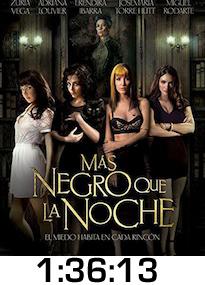 Mas Negro Que La Noche DVD Review