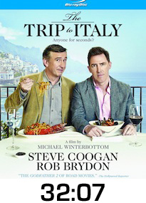 Trip to Italy Bluray Review