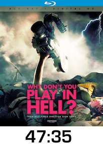Why Don't You Play in Hell Bluray Review