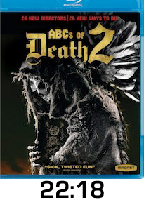 ABCs of Death 2 Bluray Review