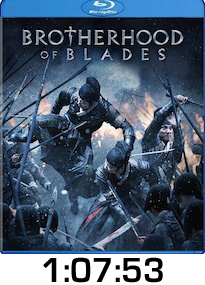 Brotherhood of Blades Bluray Review
