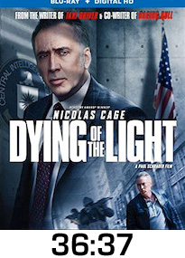 Dying of the Light Bluray Review