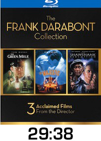 Frank Darabont Collection Bluray Review