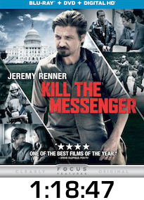 Kill The Messenger Bluray Review