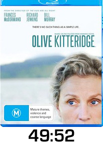 Olive Kitteridge Bluray Review