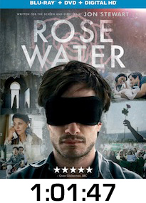 Rosewater Bluray Review