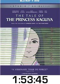 Tale of Princess Kaguya Bluray Review