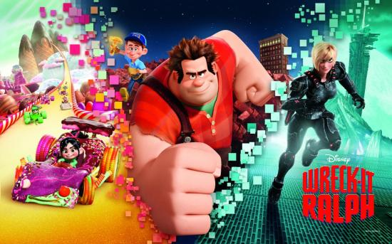 Wreck-It-Ralphposter