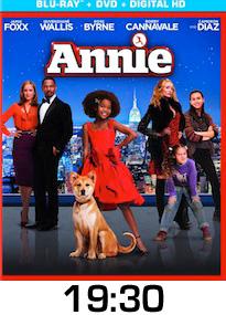Annie Bluray Review