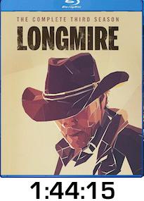 Longmire Season 3 Bluray Review