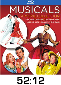 Musicals Collection Bluray Review