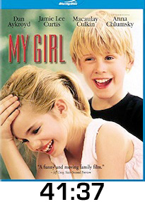 My Girl Bluray Review