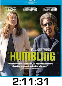 The Humbling Bluray Review