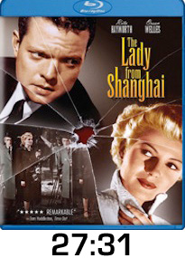 The Lady from Shanghai Bluray Review